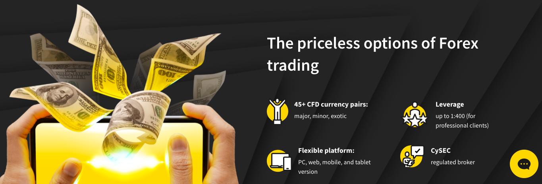 Forex trading at Brokereo review